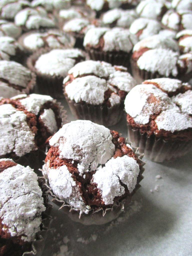 Biscottini dal cuore tenero al cioccolato...
