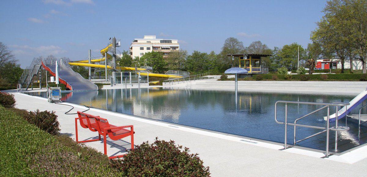 Veitshöchheimer Geisbergbad startet am Samstag, 9. Mai in die Freibadsaison