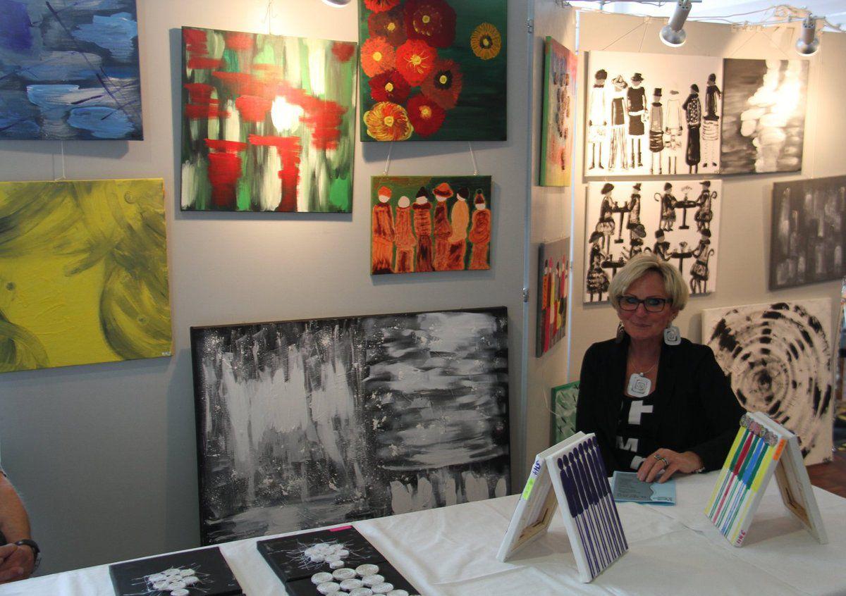 Veitshöchheimer Hobbykunstausstellung am Vatertag - Große Resonanz und kulturelle Vielfalt