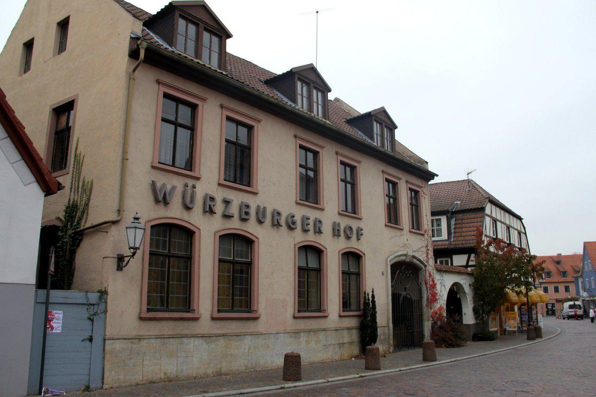 Frickelmetzgerei im Veitshöchheimer Ortszentrum an der Vituskirche eröffnet