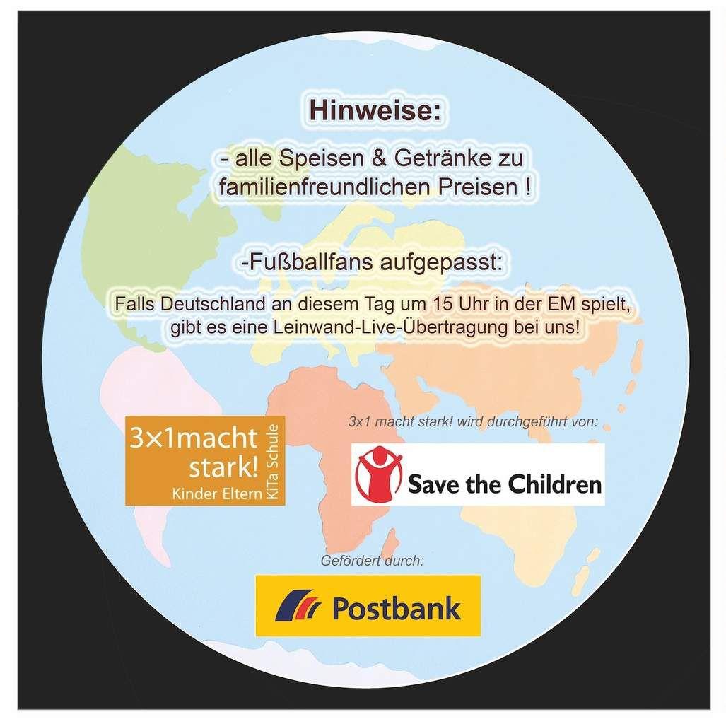 Einladung zum Vitus-Familienfest der Grundschule Veitshöchheim am 25. Juni