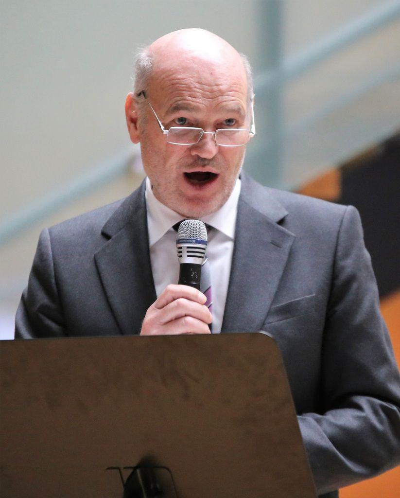 Landrat Eberhard Nuß