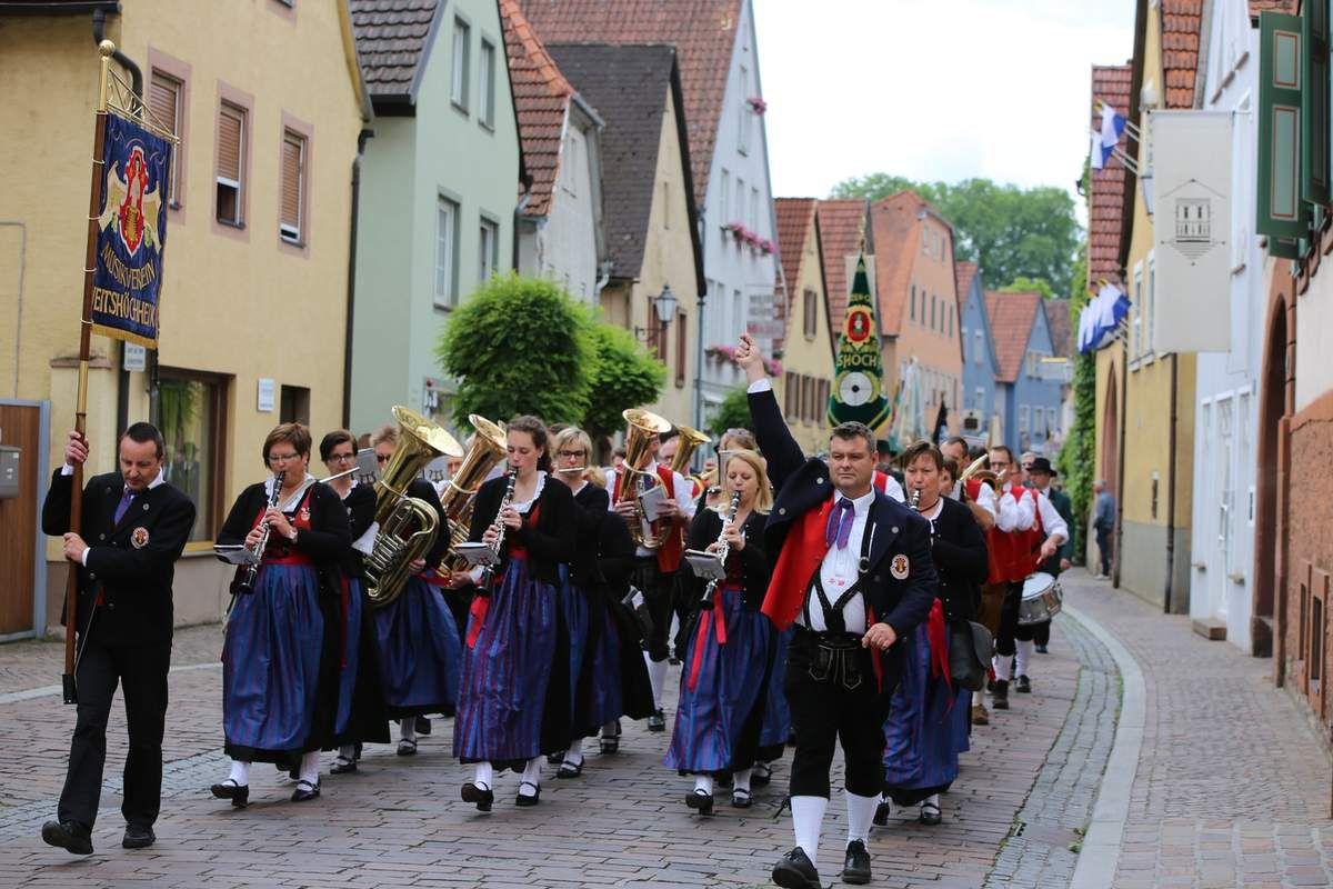 Einladung der Veitshöchheimer Sportschützen zum traditionellen Vitusfest am 24./25. Juni 2107