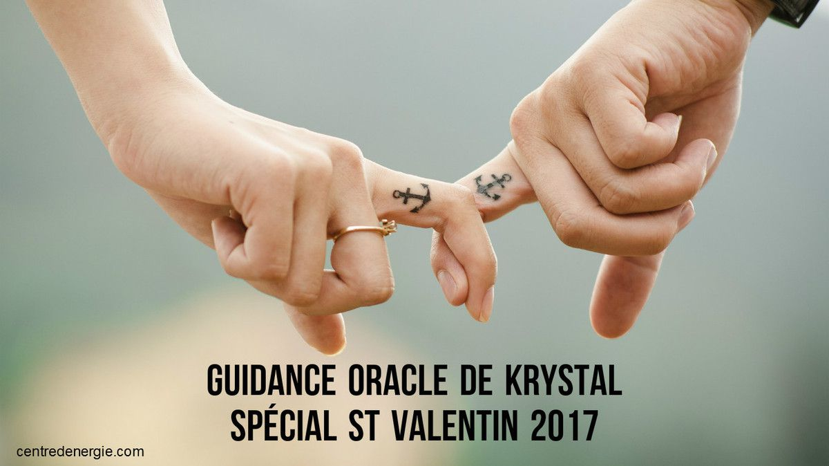 guidance oracle de krystal st valentin 2017