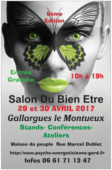 Salon du bien être Gallargues
