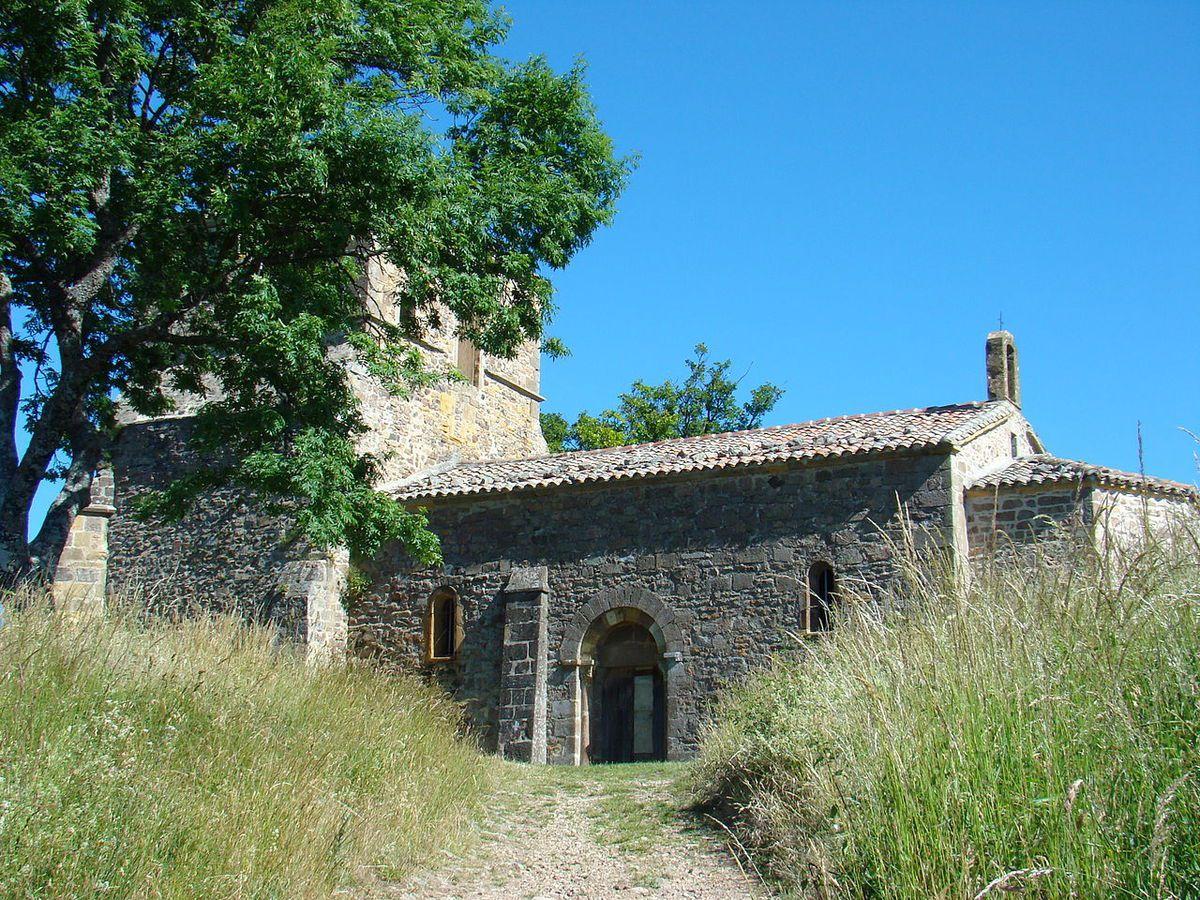 Chapelle de St Bonnet