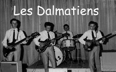 Les Dalmatiens en concert.