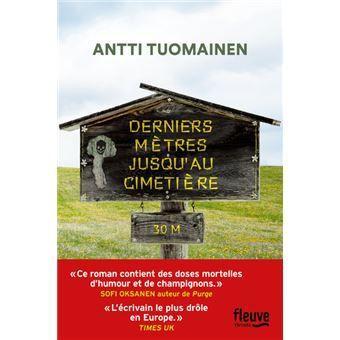 Derniers mètres jusqu'au cimetière, d'Antti TUOMAINEN