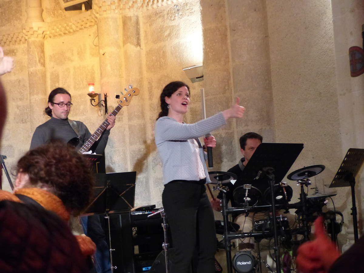 Concert de Laurent Grzybowski à Artigues 12-05-17