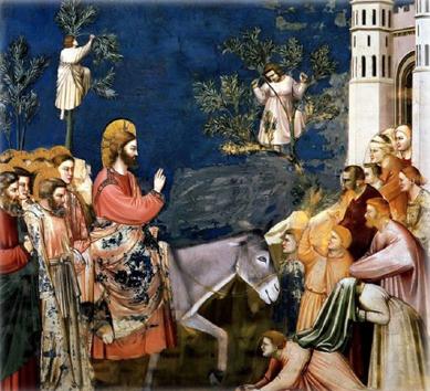 Mgr HERBRETEAU : MÉDITATION POUR LE DIMANCHE DES RAMEAUX