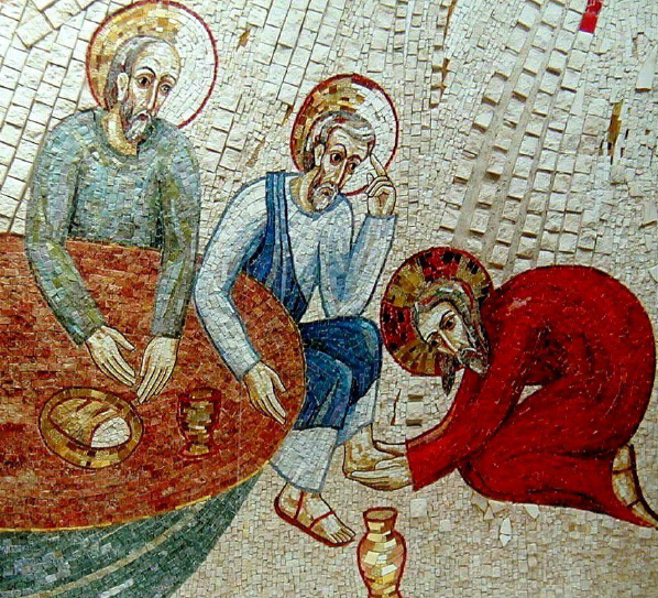 JEUDI SAINT : MÉDITATION PAR Mgr HERBRETEAU