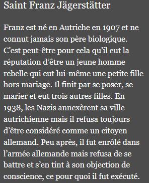 21 juin 2020 - PÈRE - DIX HOMMES DEVENUS SAINTS PAR LEUR STATUT DE PÈRE