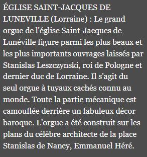 EN IMAGES : LES PLUS BEAUX BUFFETS D'ORGUES DE FRANCE (SÉRIE 1/5 : ORGUES DE 1 à 6/29)