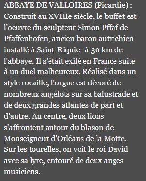 EN IMAGES : LES PLUS BEAUX BUFFETS D'ORGUES DE FRANCE (SÉRIE 2/5 : ORGUES DE 7 à 12/29)