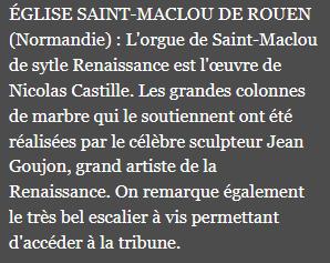 EN IMAGES : LES PLUS BEAUX BUFFETS D'ORGUES DE FRANCE (SÉRIE 4/5 : ORGUES DE 19 à 24/29)