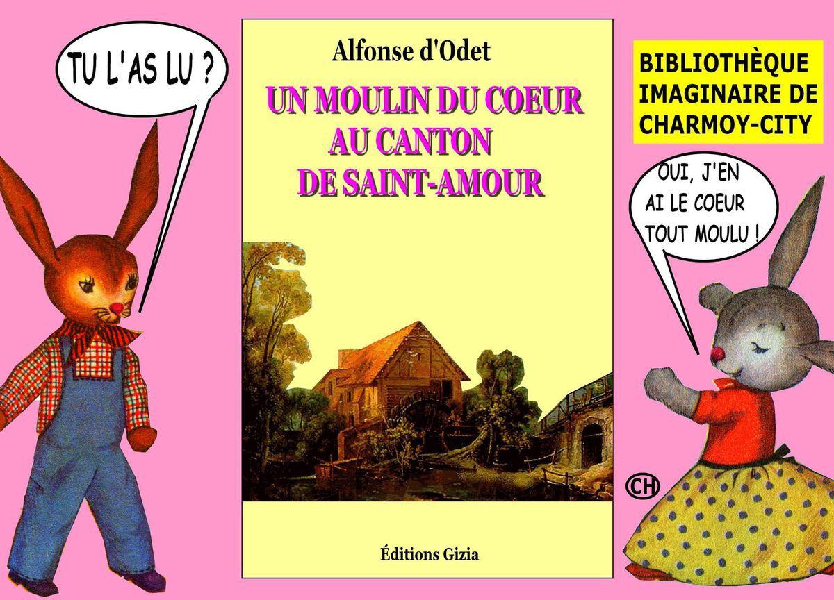 Un moulin du Coeur au canton de Saint-Amour