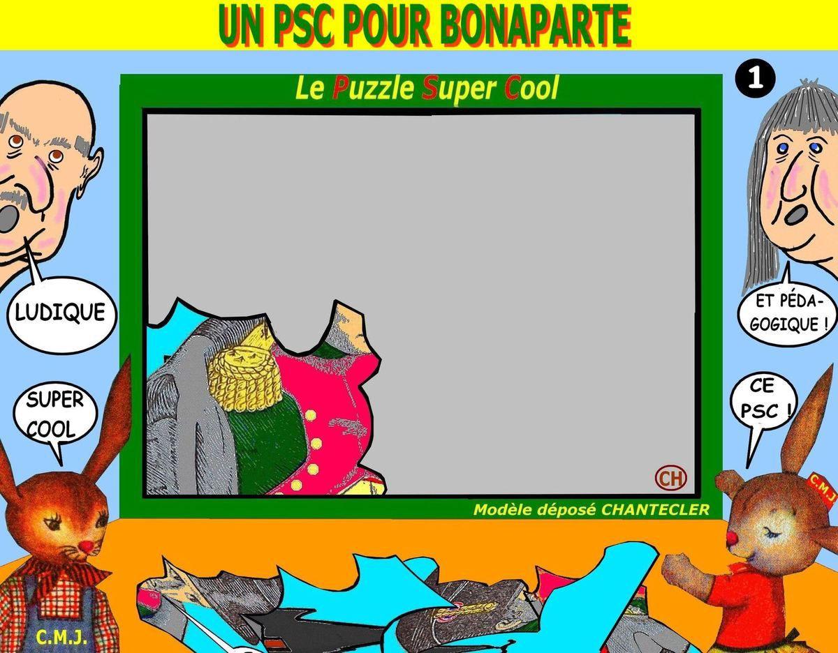 Charmoy-City, un PSC pour Bonaparte, épisode 1