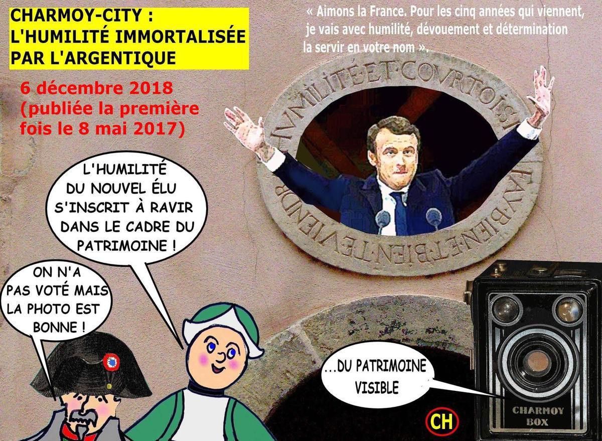 Charmoy-City, une humilité mal récompensée