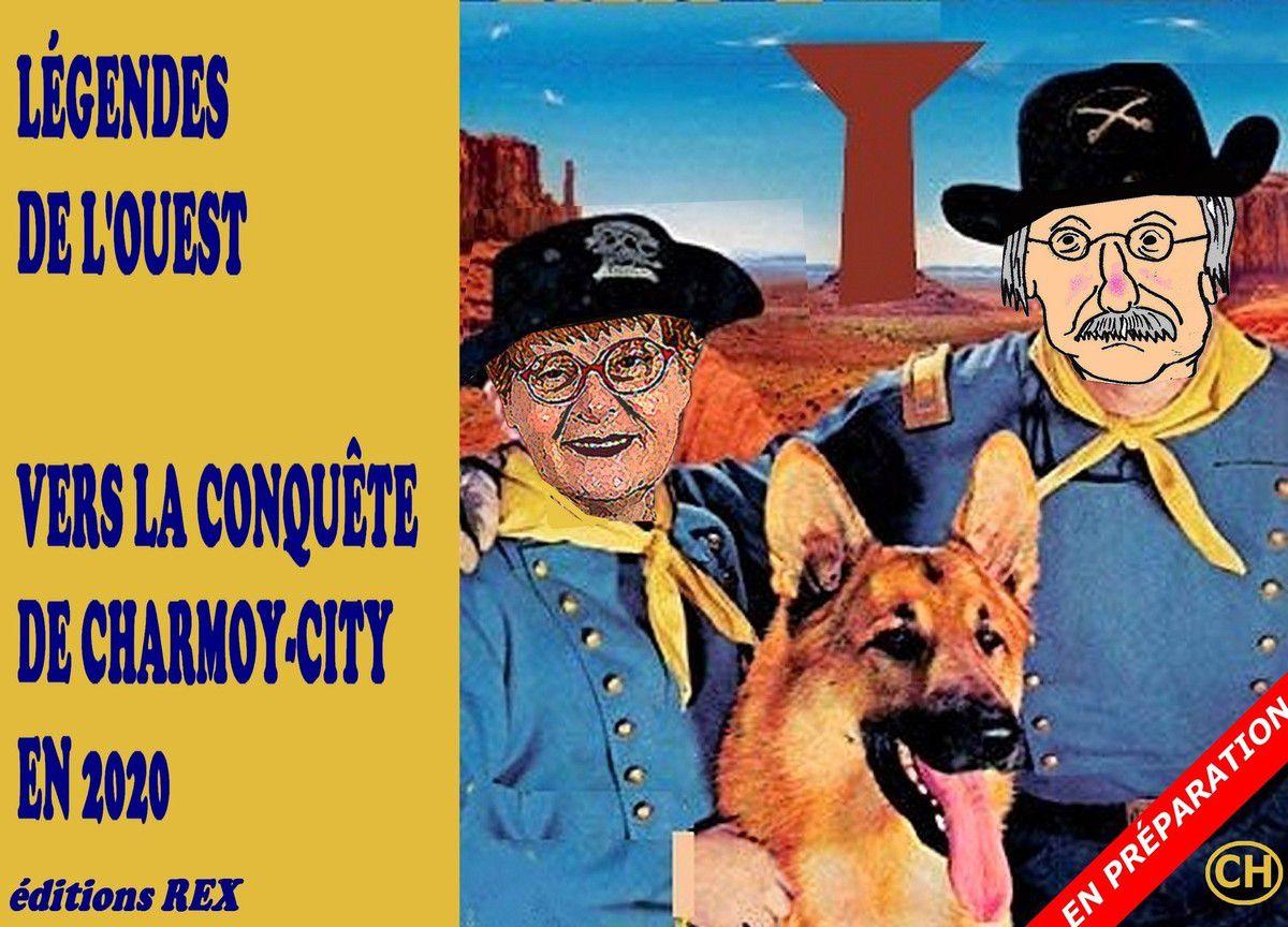 Vers la conquête de Charmoy-City en 2020
