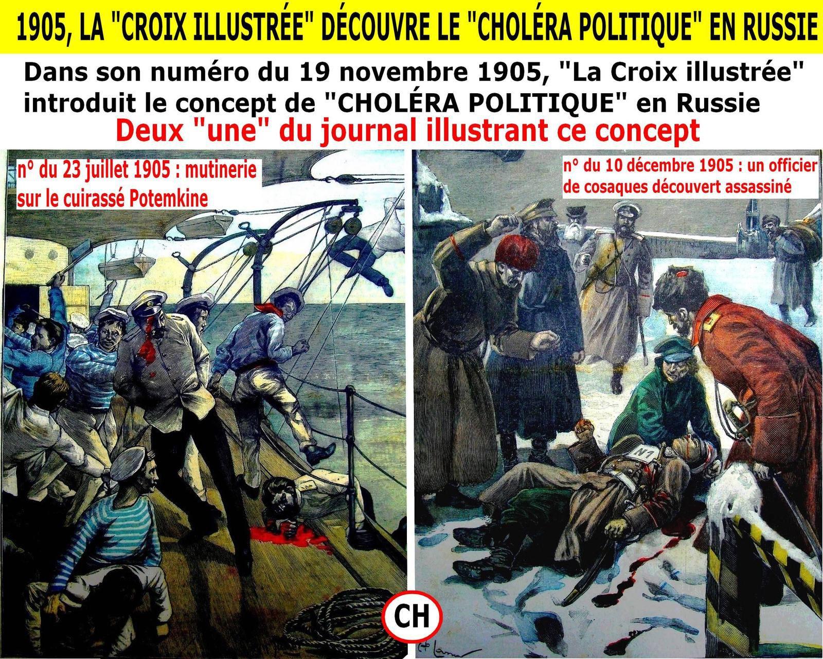 1905, La Croix Illustrée découvre le choléra politique en Russie.jpg