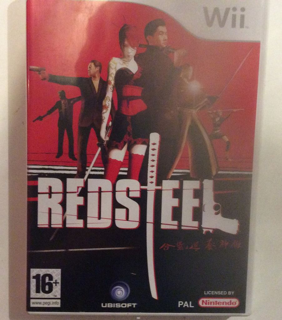 Red Steel sur Wii