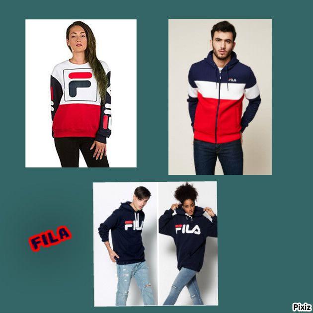 La marque Fila revient en force sur le marché de la mode !