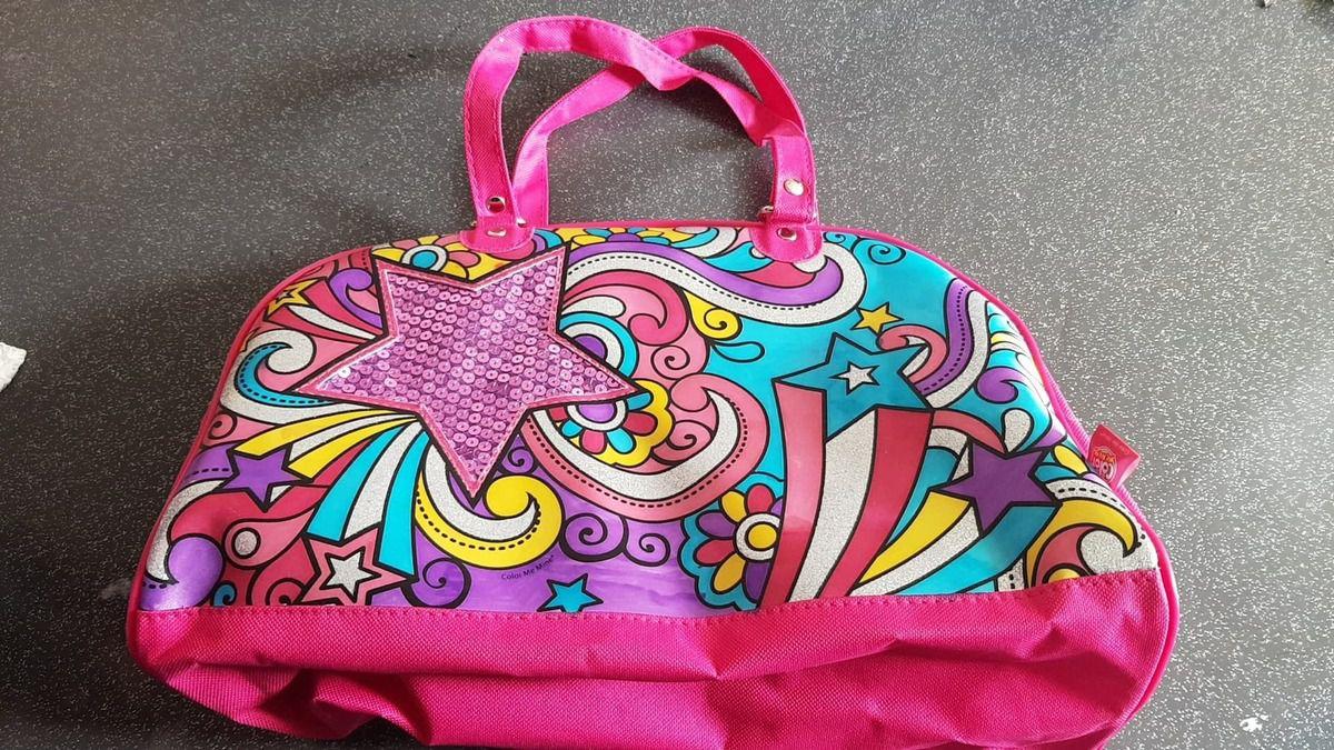 Color Me Mine, le nouveau sac tendance sequin de ma fille !!