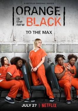 Série TV : Orange is the new black