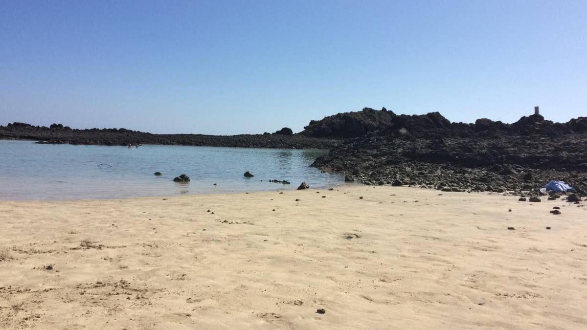 FUERTEVENTURA  : Ma visite de l'île de Lobos !!