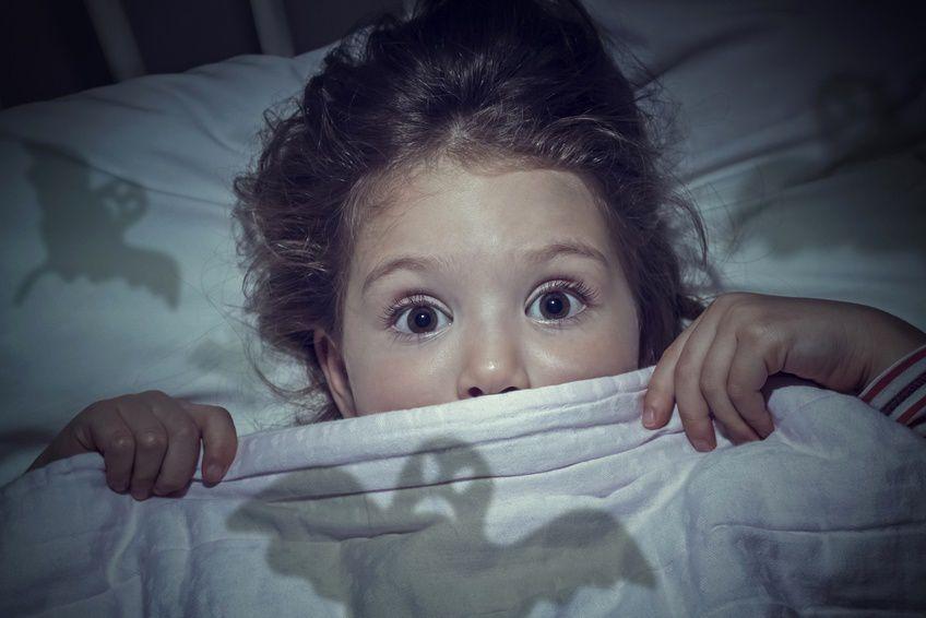 Comment rassurer un enfant qui a peur du noir ? ( source photo @bebekler.name.tr)
