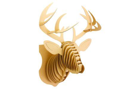 Trophée carton licorne 10 Doigts