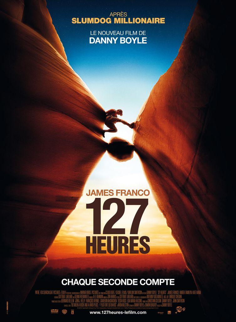 127 HEURES, le film qui vous laissera sans voix !