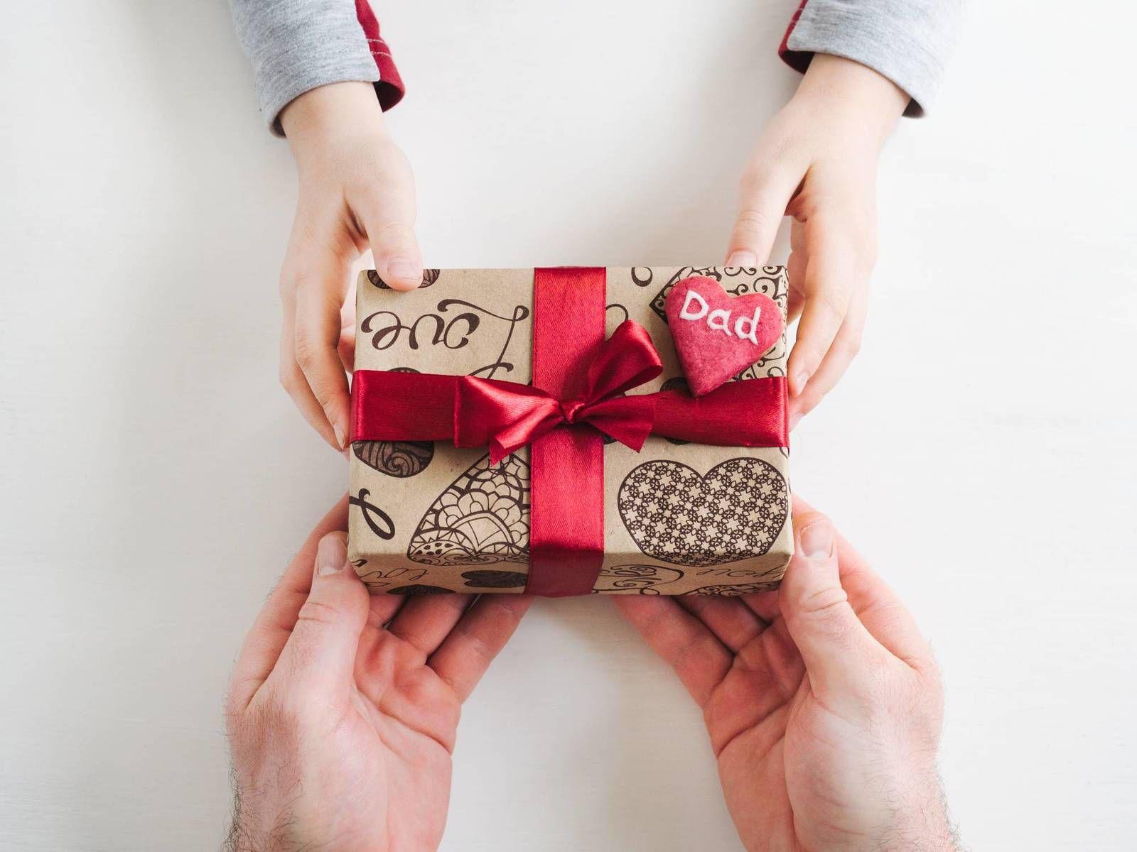Quel cadeau allez-vous offrir à votre papa ?