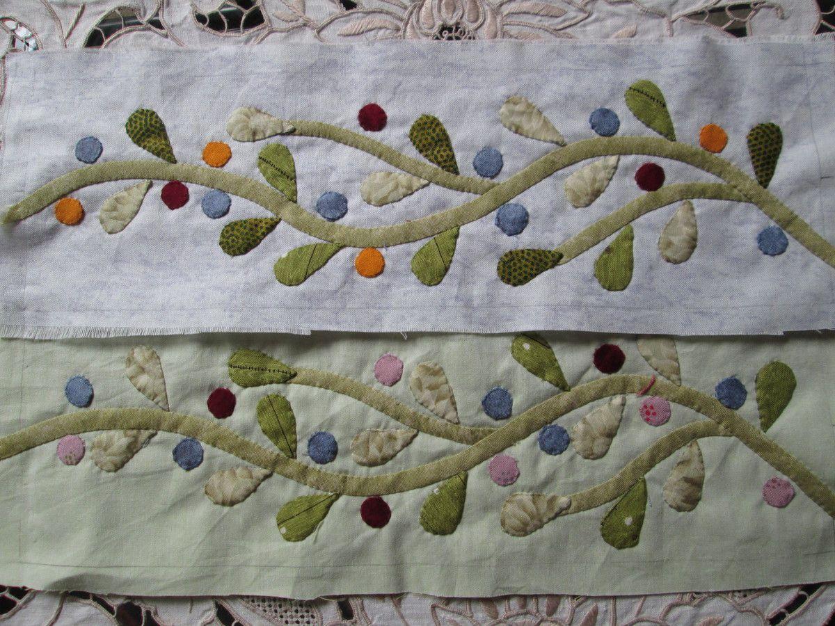 floraison printanière, les branchages, 9.