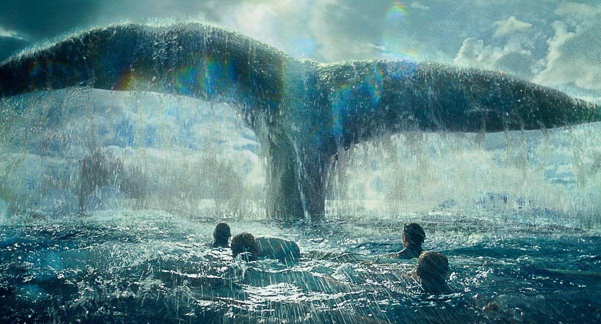 Au Cœur de l'océan - Le Film de Ron Howard avec Chris Hemsworth sortira le 9 Décembre 2015
