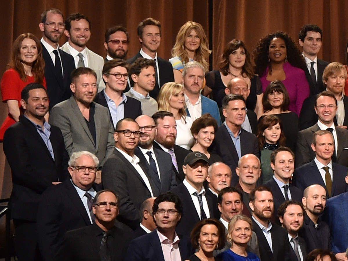 Oscars 2015 - les 4 détails amusants de la traditionnelle photo des nommés