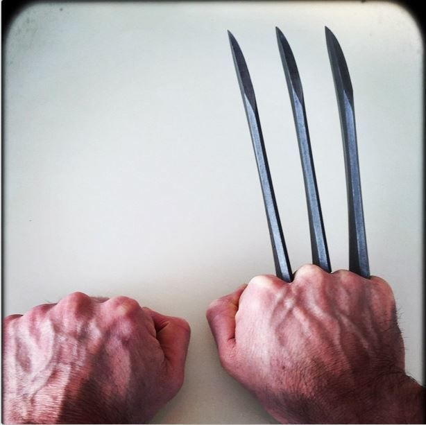 WOLVERINE ...ONE LAST TIME. HJ Instragram thehughjackman
