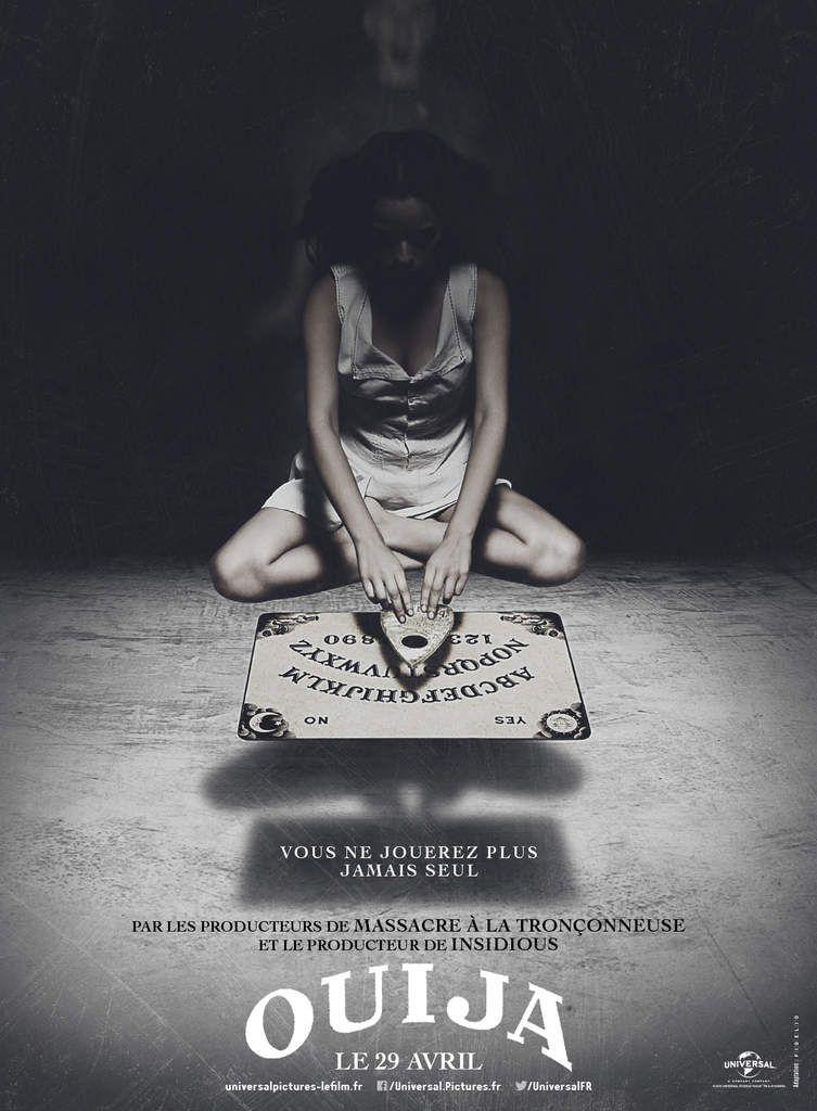 OUIJA - une planche de jeu de spiritisme va générer les peurs les plus terribles - au Cinéma le 29 Avril 2015