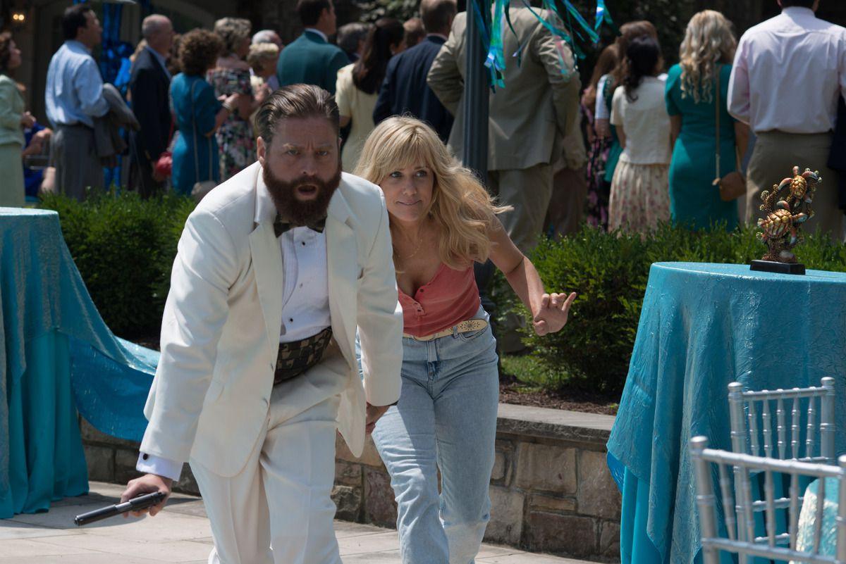 LES CERVEAUX Réalisé par Jared Hess Avec Owen Wilson, Zach Galifianakis, Kristen Wiig