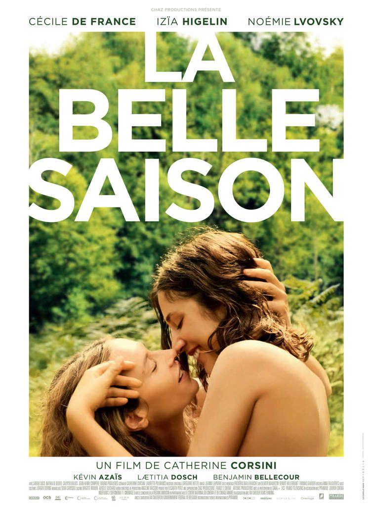 Izïa Higelin et Cécile de France amoureuses dans La belle saison de Catherine Corsini, le 19 août au cinéma.