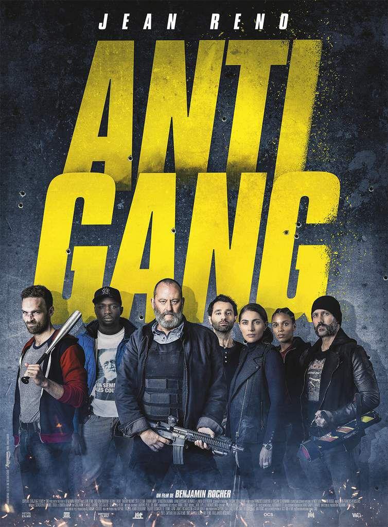 Antigang - Jean Reno en flic de légende dans le film d'action de la rentrée - Le 19 Aout 2015 au Cinéma