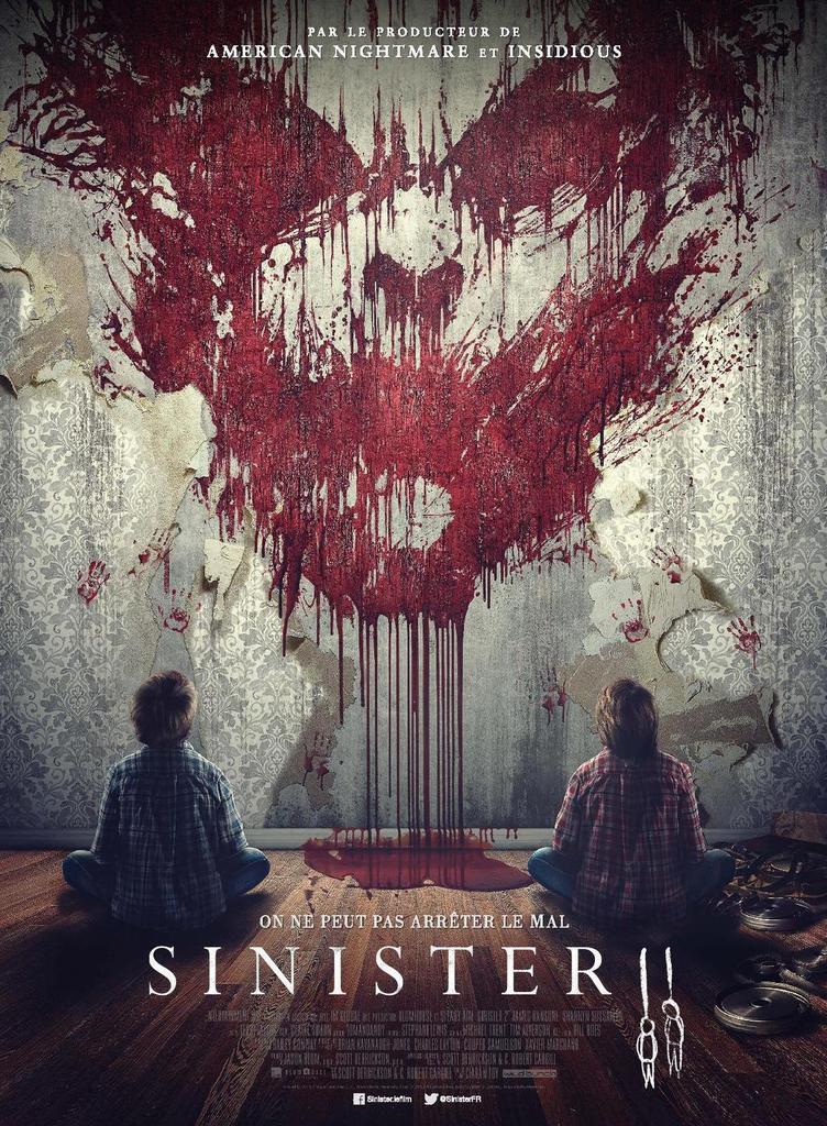 SINISTER 2 - le 19 août au Cinéma - On ne peut pas arrêter le Mal #Sinister2