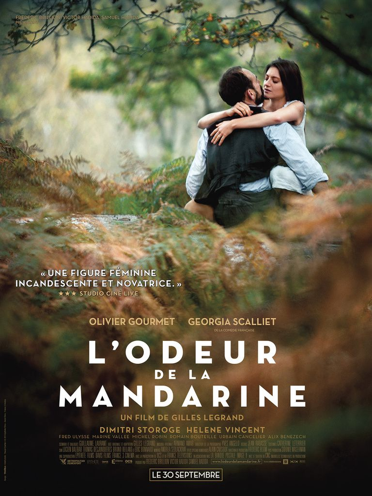 L'ODEUR DE LA MANDARINE, le 30 septembre au cinéma - Une histoire d'amour au-delà des conventions