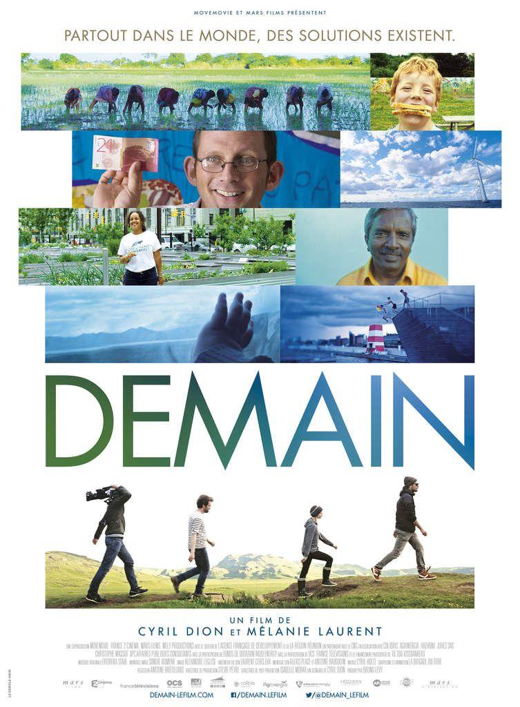 le film DEMAIN de Cyril Dion et Mélanie Laurent