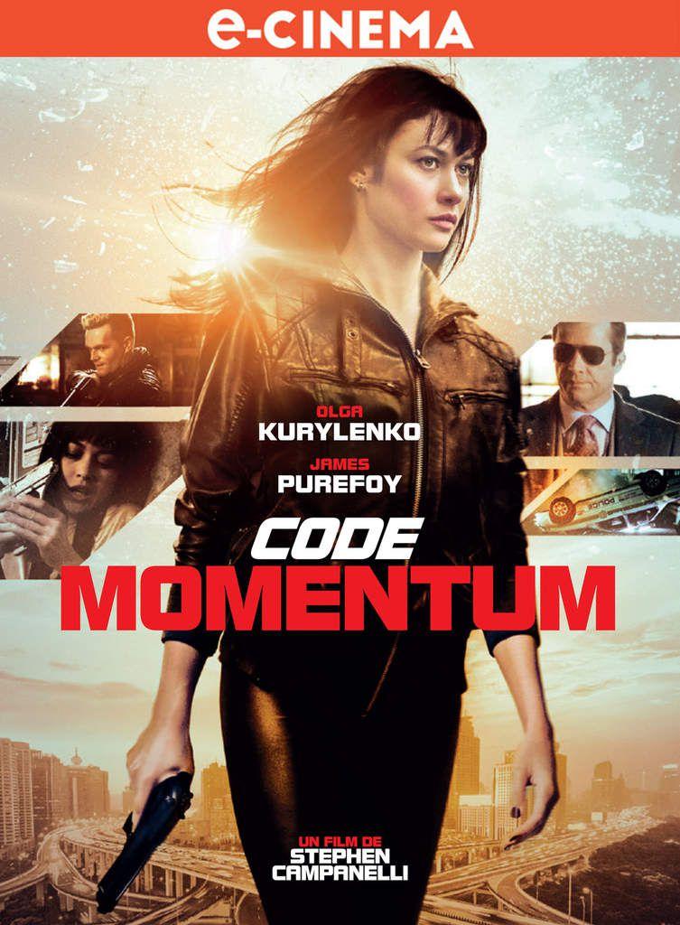 CODE MOMENTUM avec Morgan Freeman, Olga Kurylenko, James Purefoy - Le 13 Novembre 2015 en e-cinema