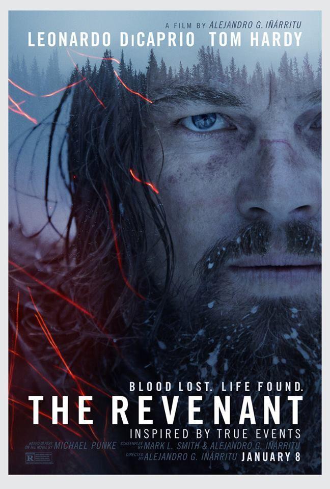 Leonardo DiCaprio et Tom Hardy s'affichent pour the Revenant