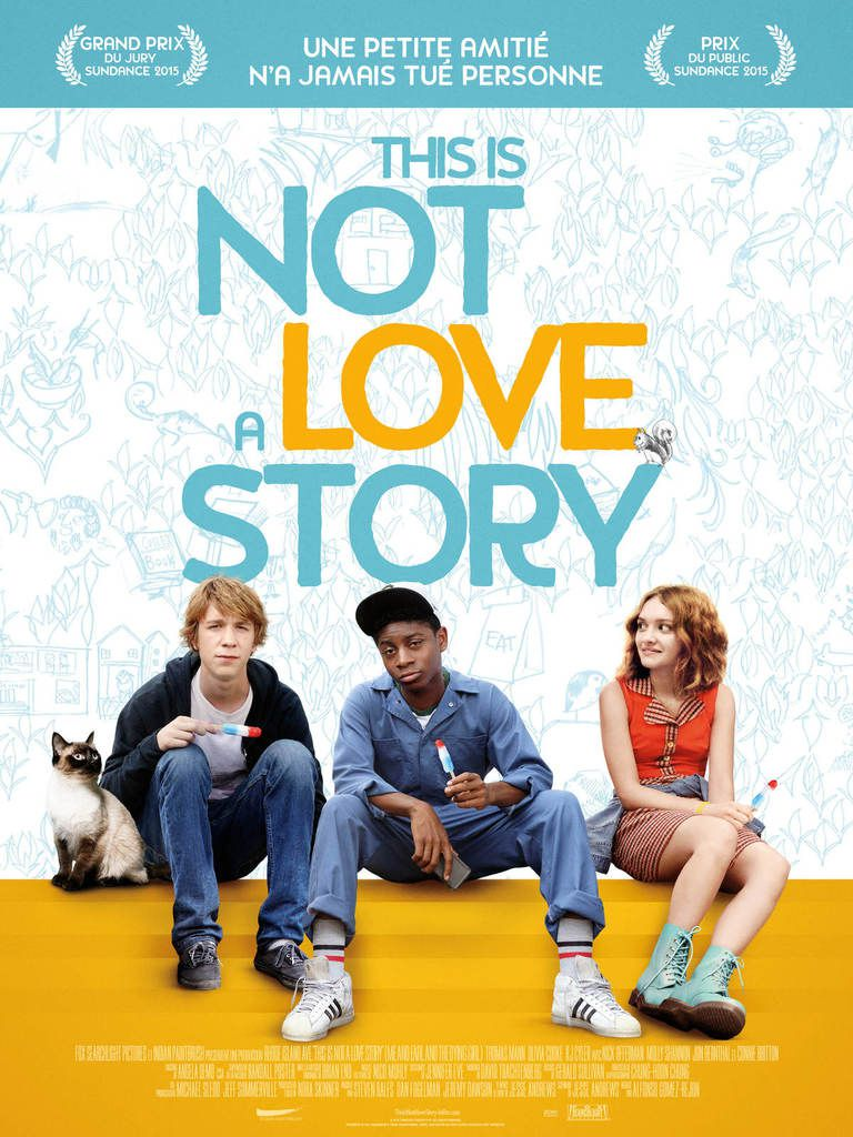 This is not a Love Story - le 18 Novembre au Cinéma