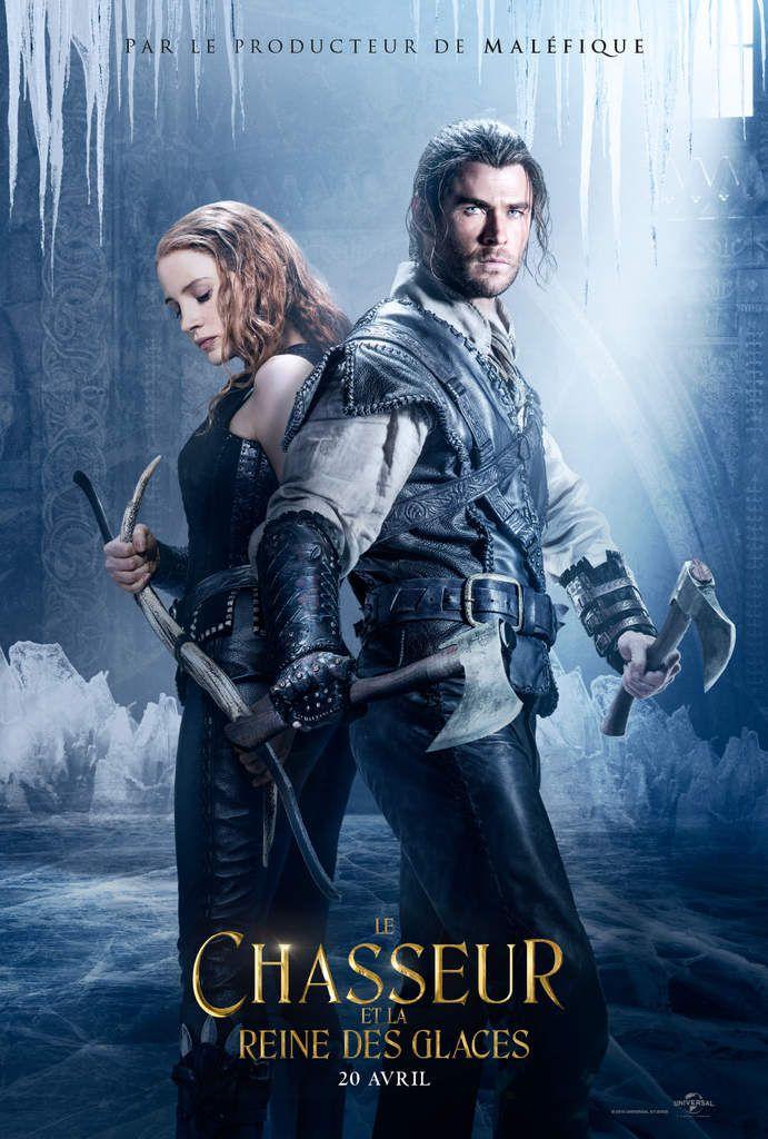 LE CHASSEUR ET LA REINE DES GLACES ( The Huntsman : Winter's War) Au Cinéma le 20 Avril 2016