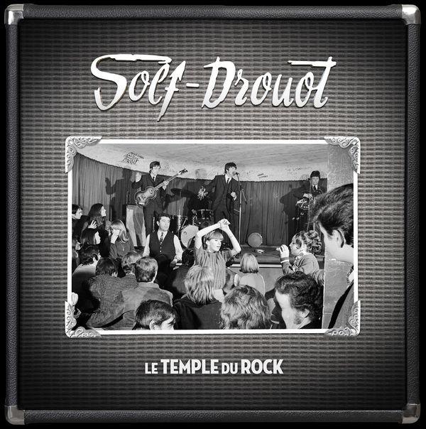 Golf-Drouot, coffret anniversaire 5 cds, le Temple du Rock ! Une belle idée cadeau pour Noel
