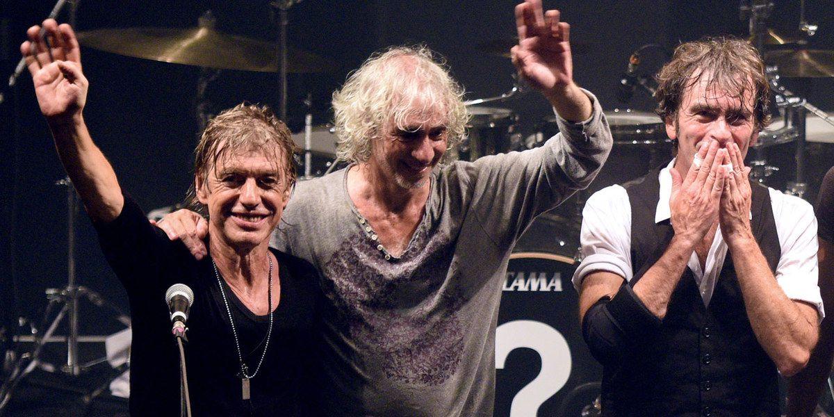 #LesInsus - Le trio de Téléphone va repartir en tournée en France en 2016